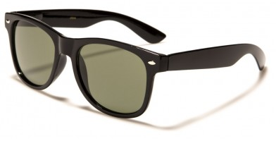 Glass Lenses Classic Unisex Wholesale Sunglasses W-1-GL