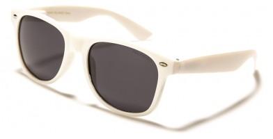 Classic Unisex Polarized Wholesale Sunglasses W-1-POL-WHT