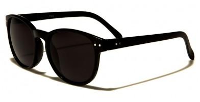Round Classic Unisex Wholesale Sunglasses W-7869