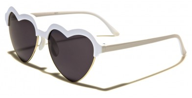d464936c03a ... Heart-Shaped Unisex Wholesale Sunglasses W-7871-HEART