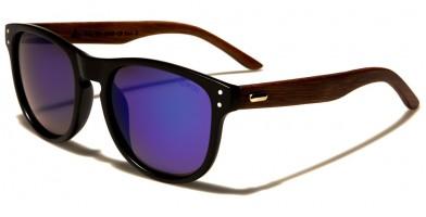 Classic Wood Polarized Sunglasses Wholesale WD-2008-CM-POL