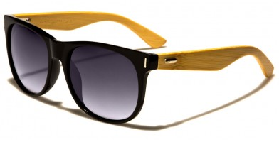 Classic Wood Unisex Sunglasses Wholesale WD-2011