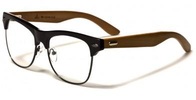 Classic Wood Unisex Glasses Bulk WD-2016-CLR