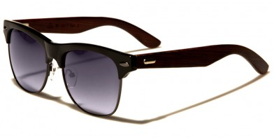 Classic Wood Unisex Sunglasses Wholesale WD-2017