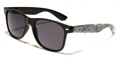 Classic Bandana Print Unisex Sunglasses in Bulk WF01-BDNA