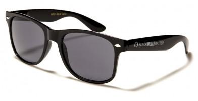 Black Lives Matter Unisex BLM Sunglasses in Bulk WF01-BLM