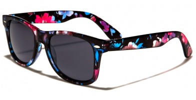 Classic Women's Sunglasses Wholesale WF01-FLW
