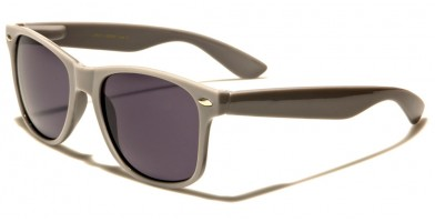 Classic Gray Unisex Sunglasses Wholesale WF01-GRAY