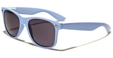 Classic Unisex Sunglasses Wholesale WF01-LTBLUE