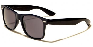 Classic Navy Blue Unisex Bulk Sunglasses WF01-NAVY