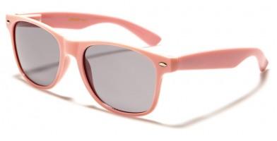 Classic Pastel Colors Unisex Wholesale Sunglasses WF01-PST