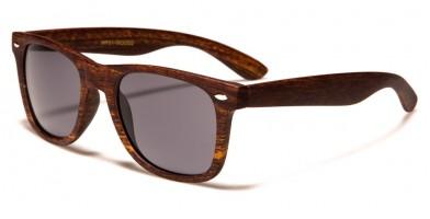 Classic Wood Print Wholesale Sunglasses WF01-WOOD2