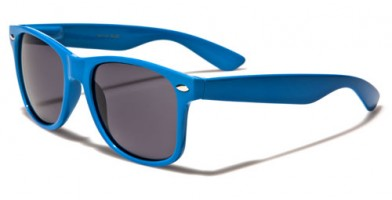 Classic Blue Unisex Sunglasses Wholesale WF01BLUE