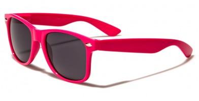 Classic Pink Unisex Sunglasses Wholesale WF01PINK