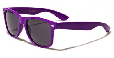 Classic Purple Unisex Sunglasses Wholesale WF01PURPLE