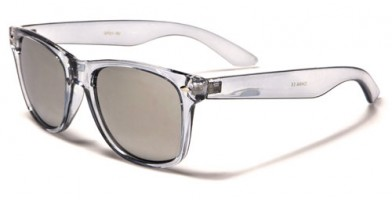 Classic Mirrored Unisex Sunglasses Wholesale WF01RV