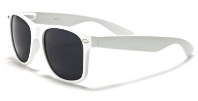 Classic Unisex Sunglasses Wholesale WF01WHT