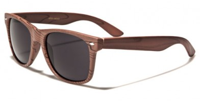 Classic Unisex Wholesale Sunglasses WF01WOOD