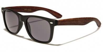 Classic Unisex Wholesale Sunglasses WF01WOOD