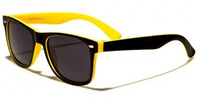 Classic Polarized Unisex Sunglasses In Bulk WF04-2TST-PZ