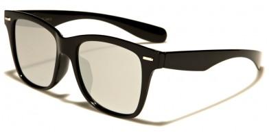 Classic Unisex Flat Lens Sunglasses Wholesale WF38-FL