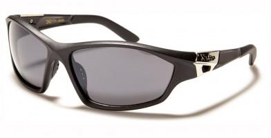 X-Loop Wrap Around Men's Sunglasses Wholesale X2502-MB