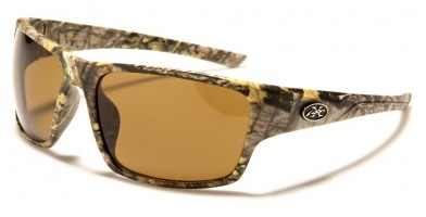 X-Loop Camouflage Men's Bulk Sunglasses X2615-CAMO
