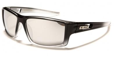 X-Loop Rectangle Men's Bulk Sunglasses X2622