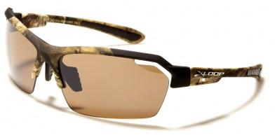 X-Loop Wrap Around Camouflage Bulk unglasses X2634-CAMO