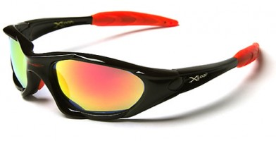 X-Loop Wrap Around Men's Sun Glasses Wholesale XL0102