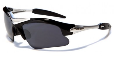 X-Loop Semi-Rimless Men's Bulk Sunglasses XL1401