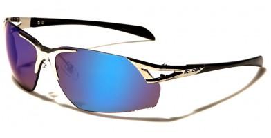 X-Loop Semi-Rimless Men's Sunglasses Bulk XL1416