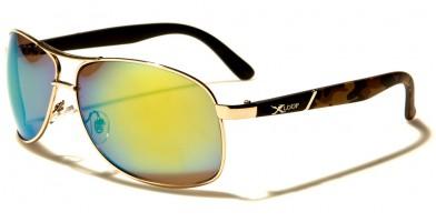 X-Loop Aviator Camouflage Sunglasses Bulk XL1419