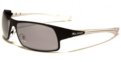 X-Loop Rectangle Men's Bulk Sunglasses XL1420