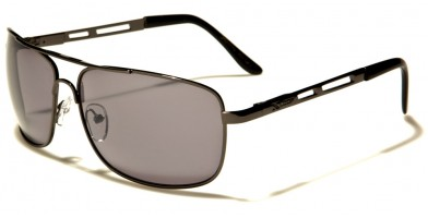 X-Loop Rectangle Men's Bulk Sunglasses XL1423