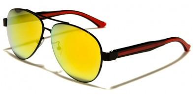 X-Loop Aviator Men's Wholesale Sunglasses XL1438