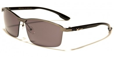 X-Loop Semi-Rimless Men's Sunglasses Wholesale XL1452