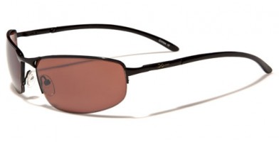 X-Loop Semi-Rimless Men's Sunglasses Wholesale XL180MIX