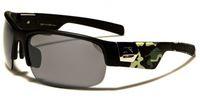 X-Loop Semi-Rimless Men's Wholesale Sunglasses XL2482