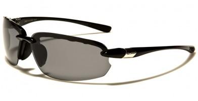 X-Loop Polarized Men's Sunglasses In Bulk XL2486-PZ