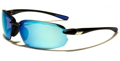 X-Loop Rimless Men's Bulk Sunglasses XL2486