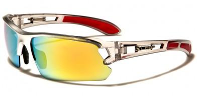 X-Loop Semi-Rimless Men's Wholesale Sunglasses XL2495