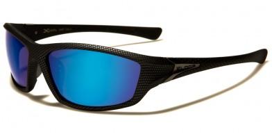 X-Loop Carbon-Fiber Print Wholesale Sunglasses XL2497