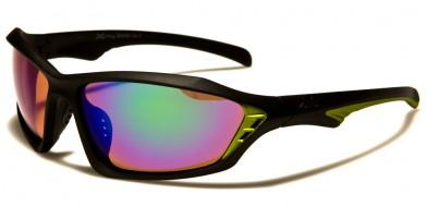 X-Loop Wrap Around Men's Wholesale Sunglasses XL2499