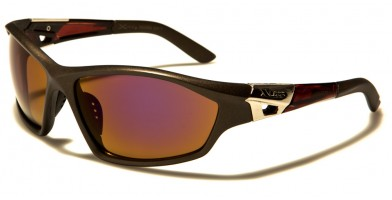 X-Loop Rectangle Men's Sunglasses Wholesale XL2502