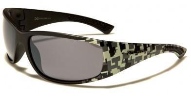 X-Loop Camouflage Men's Sunglasses Wholesale XL2516