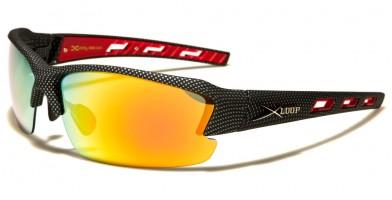 X-Loop Wrap Around Men's Bulk Sunglasses XL2524