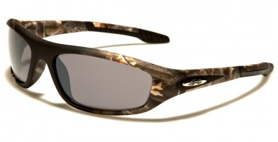 X-Loop Oval Camouflage Sunglasses Wholesale XL2531