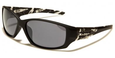 X-Loop Rectangle Men's Sunglasses Bulk XL2554