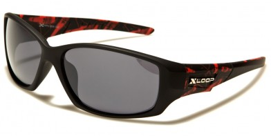 X-Loop Rectangle Men's Sunglasses Bulk XL2554